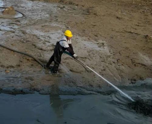 上海市嘉定区乡镇河道清淤工程