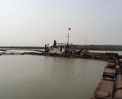 武汉市外沙湖疏浚清淤工程