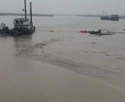 盐城市射阳河疏浚工程