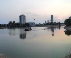 菏泽市黑臭水治理示范城市工程项目