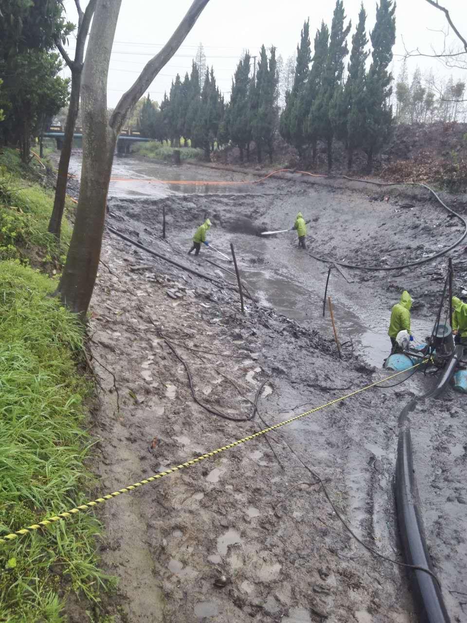 衡水河道清淤