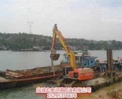 湖北航道疏浚工程