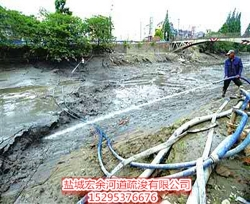 鹰潭鱼塘清淤工程