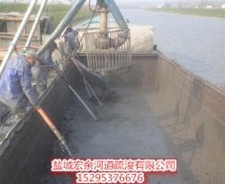 船运淤泥输送
