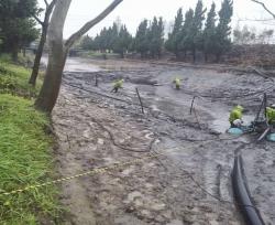 湖北河道清淤
