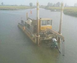 大型河道清淤工程