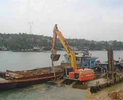航道疏浚工程