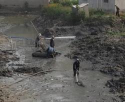 鱼塘清淤施工